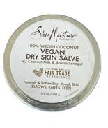 Shea Moisture 100% Virgin Coconut Vegan Dry Skin Salve Rough Skin Nouris... - $9.87