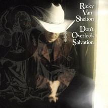 Don't Overlook Salvation [Audio Cassette] Van Shelton, Ricky - $12.69