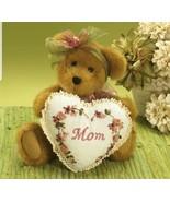 "Boyds Bear ""Victoria Rosebeary"" 2009 10""  - $30.00"