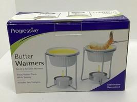 Prepworks by Progressive Ceramic Butter Warmer Fondue Set 1 A - $11.39