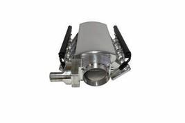 LS LSX LS1 LS2 LS6 Fabricated Intake Manifold w/ Drive By Wire Throttle Body SL image 2
