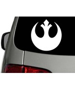 STAR WARS REBEL ALLIANCE Vinyl Decal Car Window Wall Sticker CHOOSE SIZE... - $2.47+