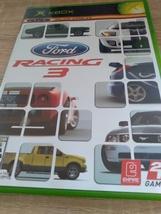 MicroSoft XBox Ford Racing 3 (no manual) image 1