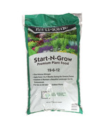Start-N-Grow Premium Plant Food 19-6-12 Slow Release Nitrogen All Plants 20 Lbs - $48.59