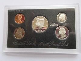 1994 , United States Mint , Silver Proof Set - $26.73