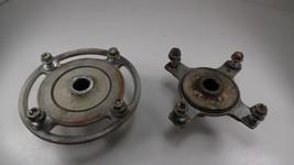 1988 Lt250 Suzuki Lt 250 Quadrunner 2x4 Rear Wheel Hubs 54110-19b11 - $39.95