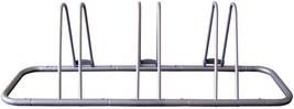 Floor Bike Stand Park 3 Bikes Snap Design Expandable Freestanding Heavy ... - $64.88