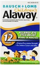 Alaway Children's Antihistamine Eye Drops, 0.17 Fluid Ounce image 1