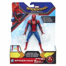 "NEW Set of 2-Marvel's Spiderman Homecoming 6"" Figures-Spiderman vs Vulture - $24.74"