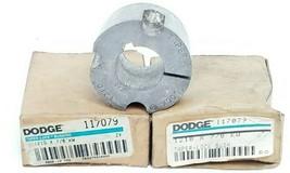 LOT OF 2 NIB DODGE 117079 TAPER-LOCK BUSHINGS 1210 X 7/8 KW