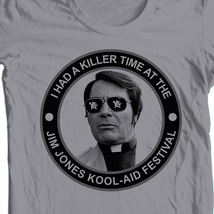 Jim jones kool aid gray t shirt thumb200
