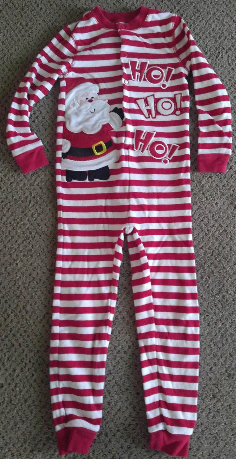 Bluelans Baby Kids Pajama Christmas Sleepwear Set Elk Deer Long Sleeve Top + Long Pants. Sold by Bluelans. $ $ Big Feet Pajamas Kids Fleece Christmas One Piece Footed Pajamas Sleeper. Disney Toddler Girls Pink Flannel Minnie Mouse Christmas Holiday Nightgown Gown 4T.