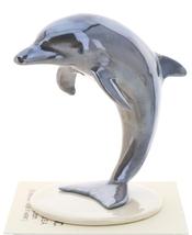 Hagen-Renaker Miniature Ceramic Wildlife Figurine Dolphin Jumping on Base Large image 2