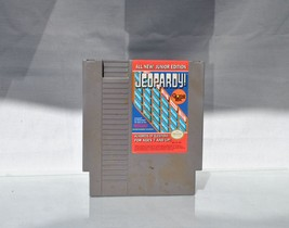 Vintage Nintendo Video Game (NES) 8-Bit Jeopard... - $7.50