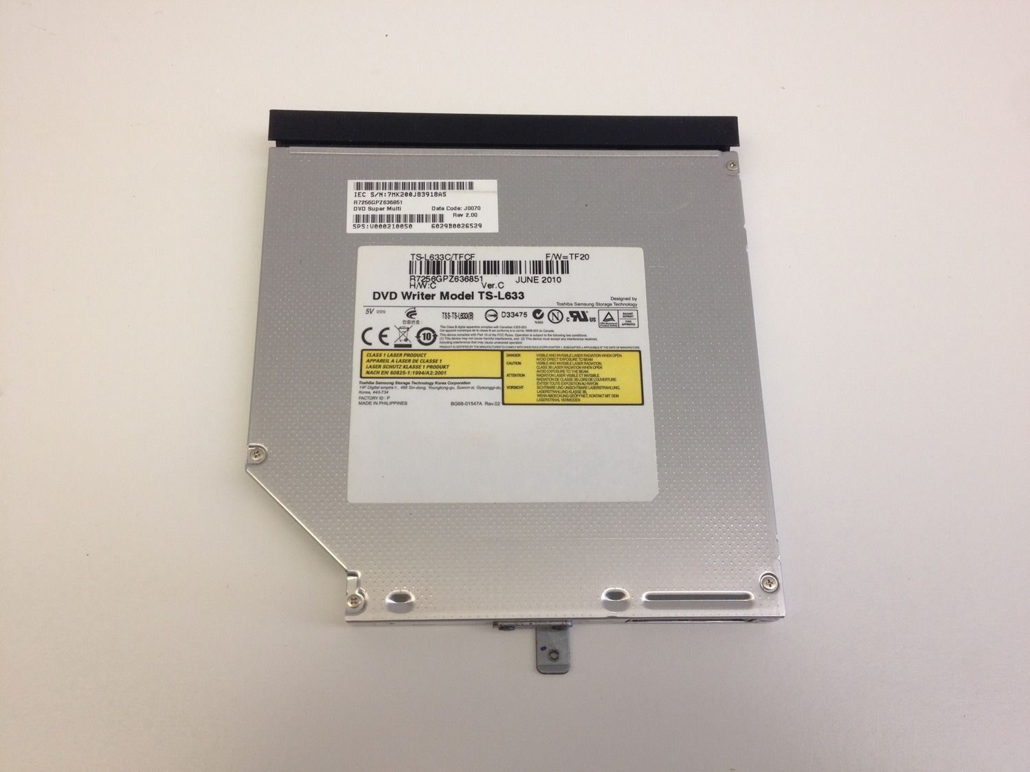 TOSHIBA SATELLITE C655 CD DRIVER FOR WINDOWS DOWNLOAD