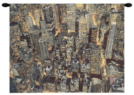 A New York Night Tapestry Wall Hanging - $63.85