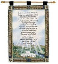 23rd Psalm Tapestry of Fine Art - $70.85+