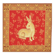 Lapin De Cluny European Cushion - $63.85