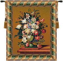 Breughels Vase Green Tapestry Wall Art Hanging - £137.49 GBP+