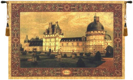 Chateau Valencay I Tapestry Wall Art Hanging - $173.85