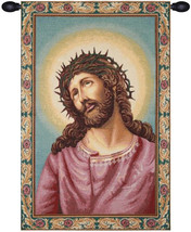 Christs Thorns Coronation Tapestry Wall Art Hanging - $79.85+