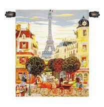 Eiffel Naif Tapestry Wall Hanging - $87.85+