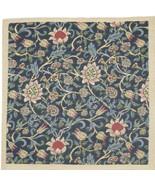Fleurs de Morris Blue Cushion - $56.85