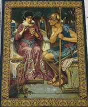Giason and Medea Tapestry Wall Hanging - $96.85+