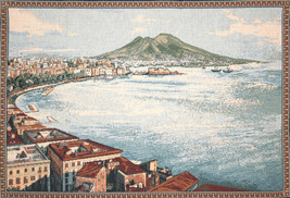 Gulf of Naples Tapestry Wall Hanging - $70.85+