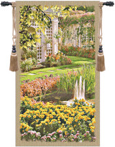 Jardin Vertical I Tapestry Wall Art Hanging - $337.85