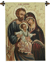 Holy Family Tapestry Wall Hanging - $84.85+