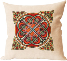 Hilton Celtic European Cushion - $63.85