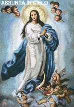 Lady of Assumption Tapestry Wall Hanging - $87.85+