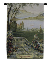 Lake Como 1 Tapestry Wall Hanging - $87.85+