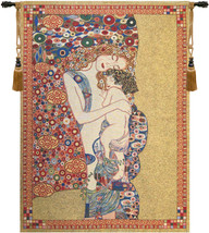 Klimts Mother and Child Tapestry Wall Art Hanging - $116.85+