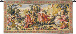 Le Dejeuner Champetre European Tapestry Wall Hanging - $139.85+
