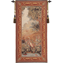 Le point Deau Flamant Rose European Tapestry Wall Hanging - $339.85
