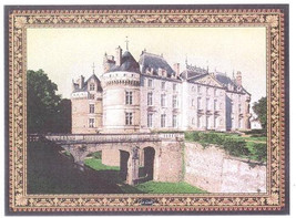 Le Lude Castle European Wall Hangings - $222.85+