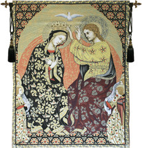 Madonnas Coronation Tapestry Wall Art Hanging - $293.85+
