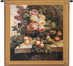 Monkey In Still Life II European Wall Hanging Tapestry - $337.85