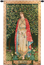 Orchard by William Morris European Tapestry Wall Hanging - $238.85