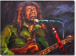 Reggae Art Oil Paintings - $164.85