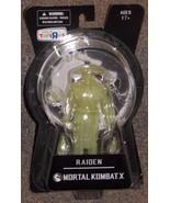 2015 Mortal Kombat X Raiden San Diego Comic Con... - $39.99