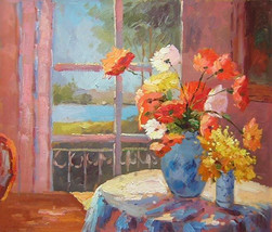 Tabletop Impressions Art Oil Painting - €58,55 EUR+