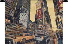 Times Square New York Tapestry Wall Hanging - $99.85+