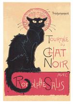 Tournee du Chat Noir I European Wall Hangings - $88.85+