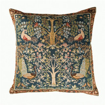 Tree In Blue European Cushion - $74.85+