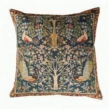 Tree In Blue European Cushion - $68.85+