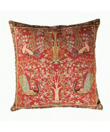 Tree In Red 1 European Cushion Cover - $74.85+