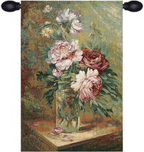 Vaso Di Fiori Tapestry Wall Art Hanging - $70.85+